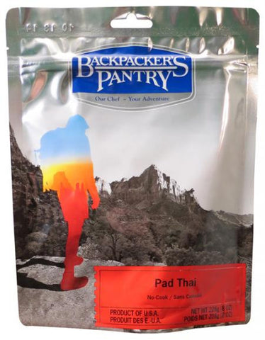 Pad Thai Backpacker's Pantry Dehydrated Food