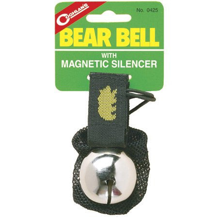 Bear safety hiking bell