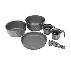 6-pc camp cookset