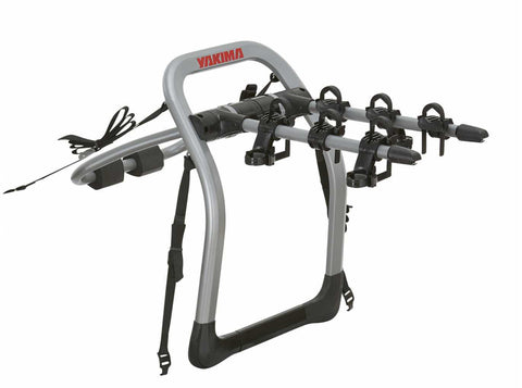 yakima trunk rack for 3 bikes