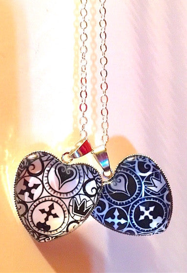 Twin Flames Duality Necklace