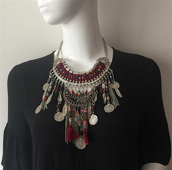 Bohemian Power Choker