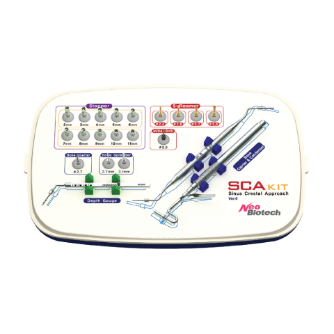 Sinus Crestal Approach Kit (SCA Kit)