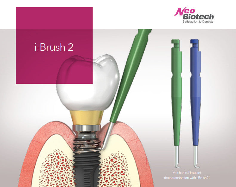 i-Brush 2 (NB: i-Brush 1 discontinued)