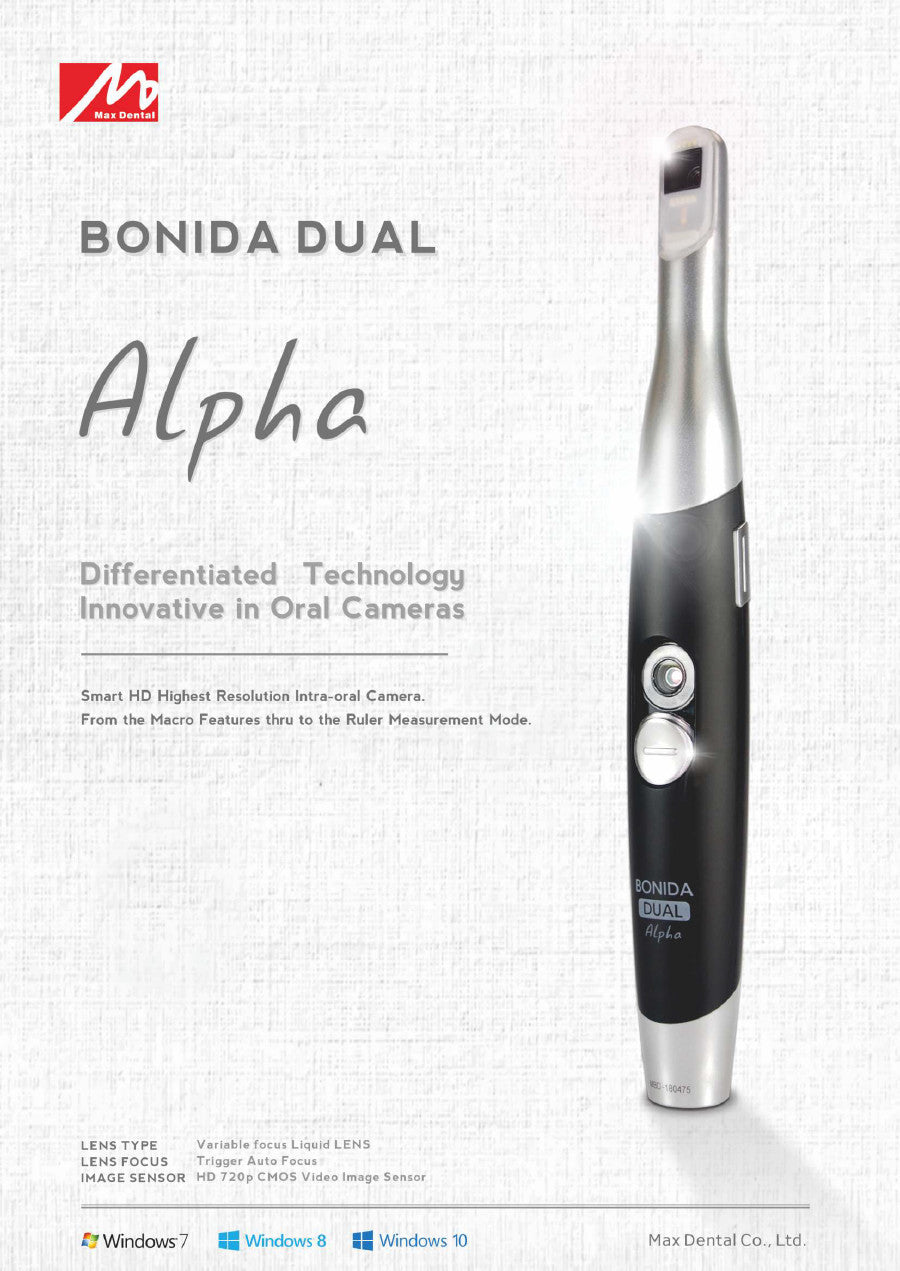 Bonida Dual Alpha 2019 Neo Implants