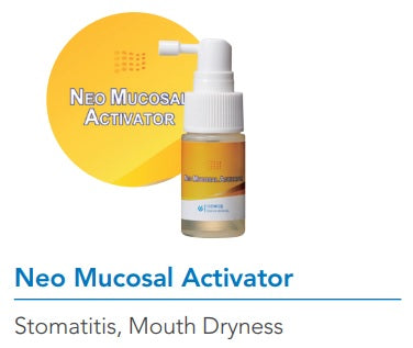 Healing Activator for Oral cavity and Surgical wound
