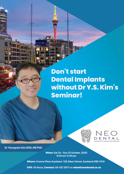 [2 Days Workshop] Dr Kim's Implant Seminar