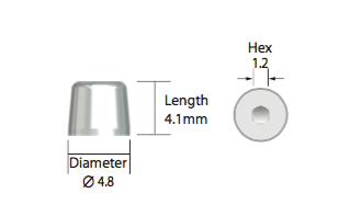 Abutment & Component for tooth - Neo Implants