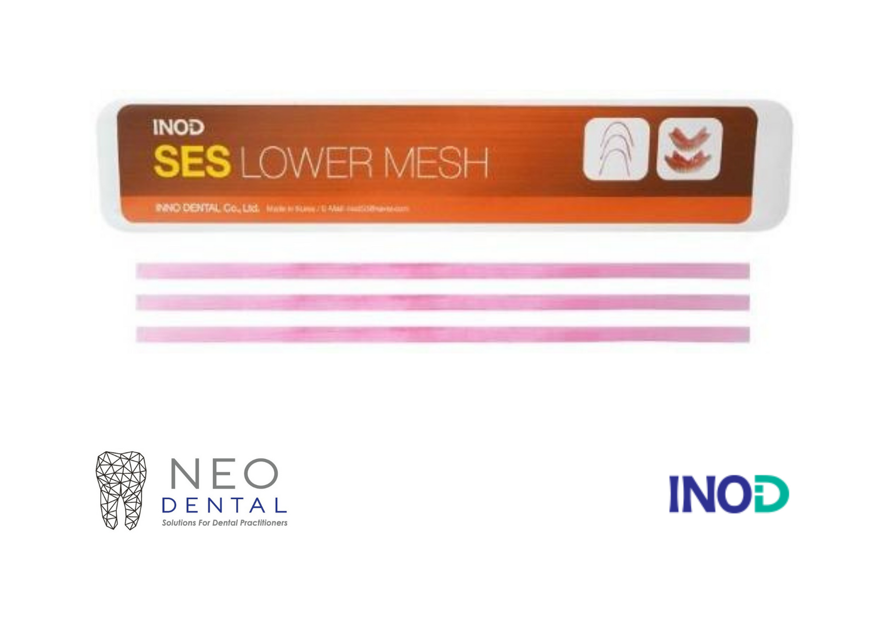 INOD SES Fiber Mesh Lower