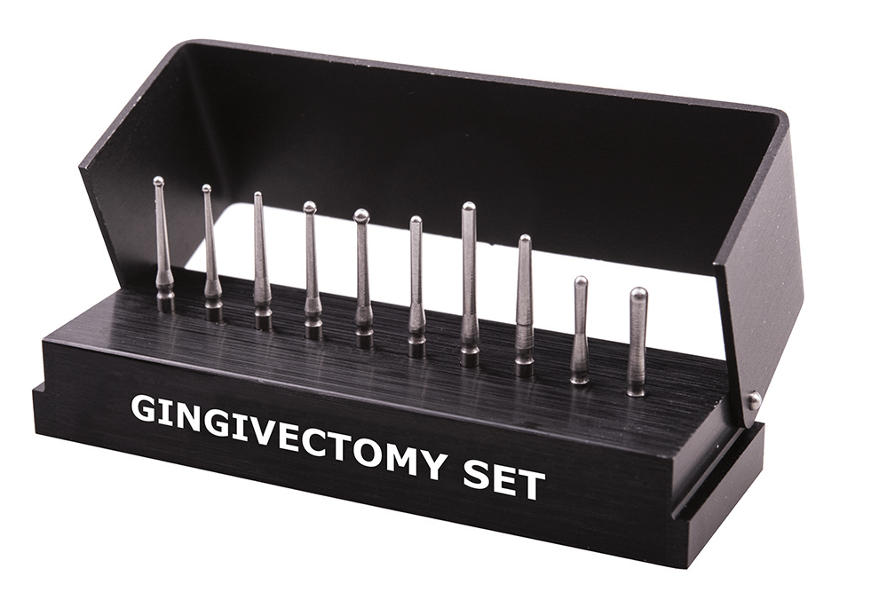 Gingivectomy Burs Set