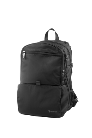 13Thirteen Diaper Backpack - Classic Black
