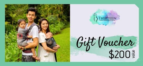 13Thirteen Gift Voucher - $200