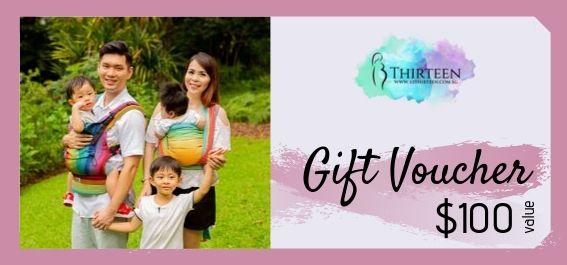 13Thirteen Gift Voucher - $100