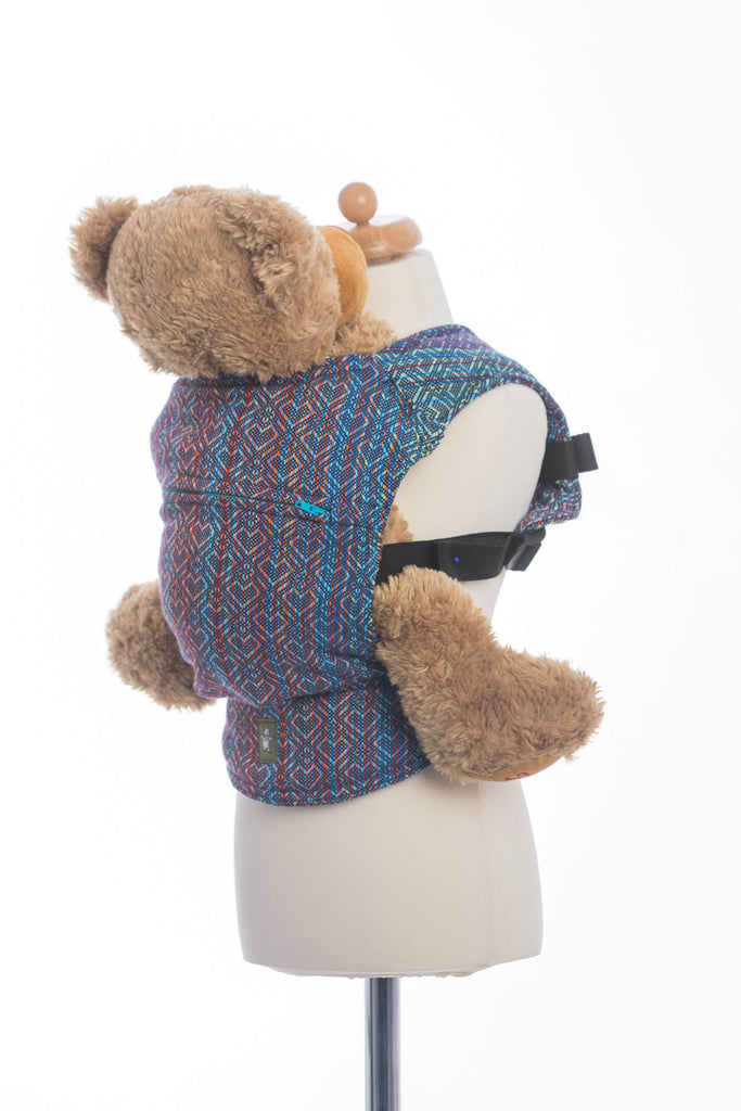 LennyLamb Doll Carrier - Big Love Sapphire