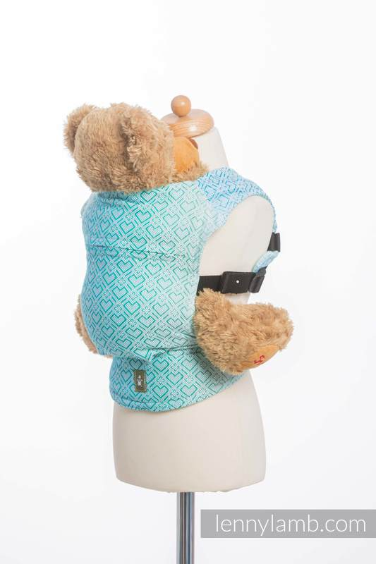LennyLamb Doll Carrier - Big Love Ice Mint