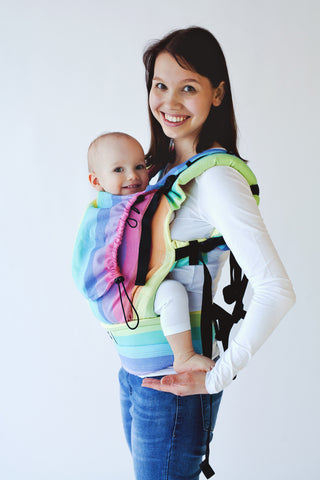 Little Frog Ergonomic Carrier - Spectrolite
