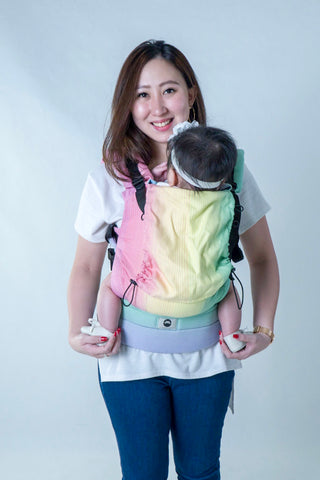 Little Frog Ergonomic Carrier - Bamboo Tourmaline
