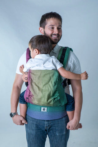 Little Frog Ergonomic Carrier - Tourmaline