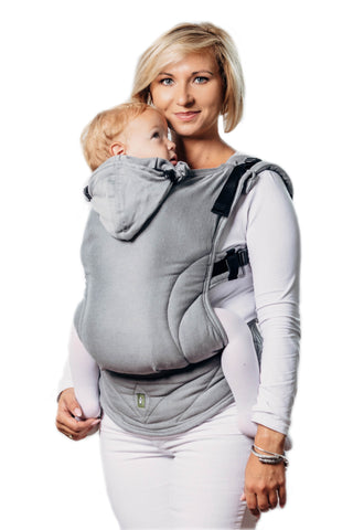 LennyLamb Basic Line Toddler Carrier - Calcite