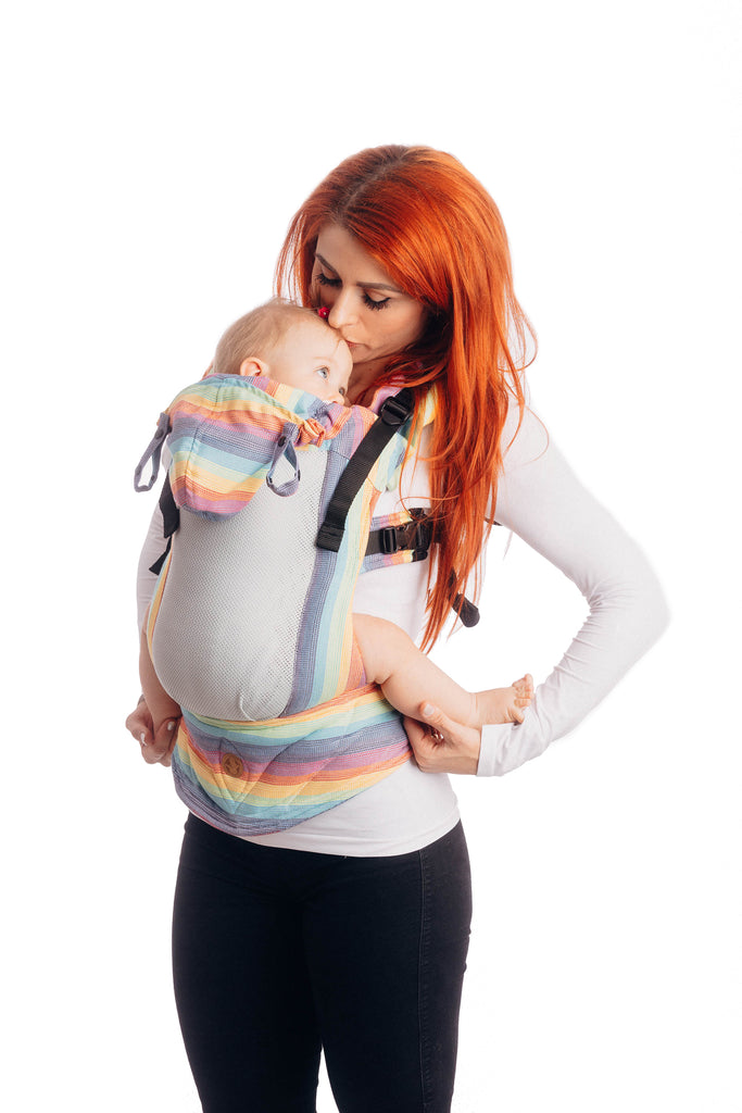 LennyGo Ergonomic Mesh Carrier (Toddler) - Luna