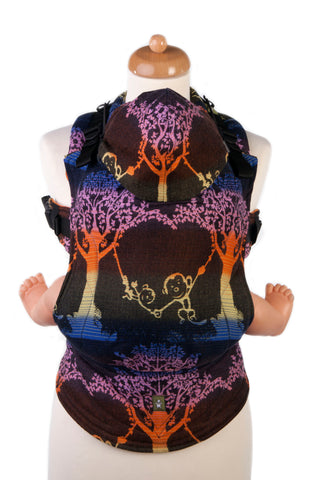 LennyLamb Baby / Toddler Carrier -  Reverse Primal Love (13Thirteen Exclusive)