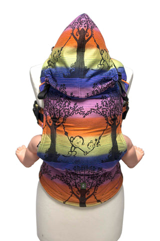 LennyLamb Baby / Toddler Carrier - Primal Love (13Thirteen Exclusive)