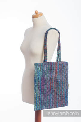 LennyLamb Shopping Bag - Big Love Sapphire