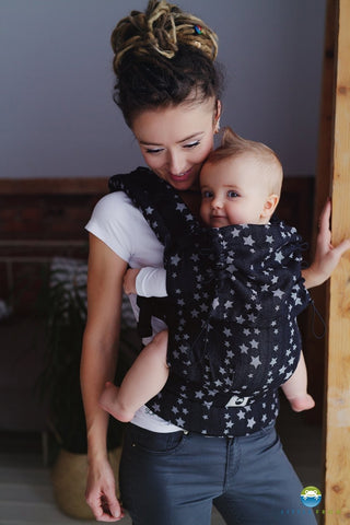 Little Frog Ergonomic Carrier - Night Sky