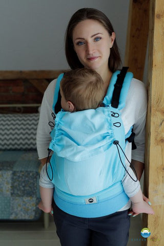 Little Frog Ergonomic Carrier - Euclase