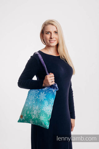 LennyLamb Shopping Bag - Snow Queen Crystal