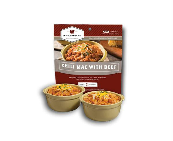 Chili Macaroni Cook in the Pouch - 6 PACK