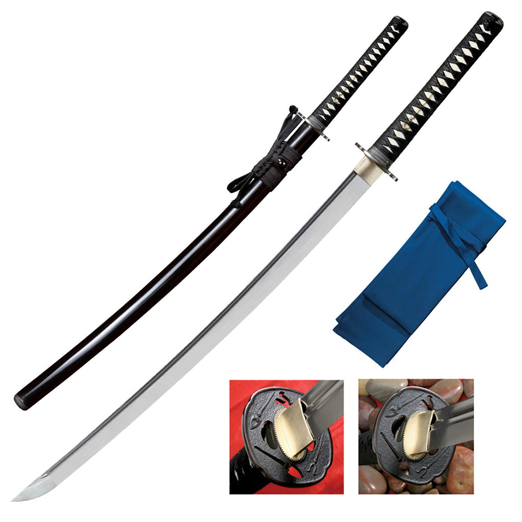 Cold Steel Warrior Katana Sword 88BKW