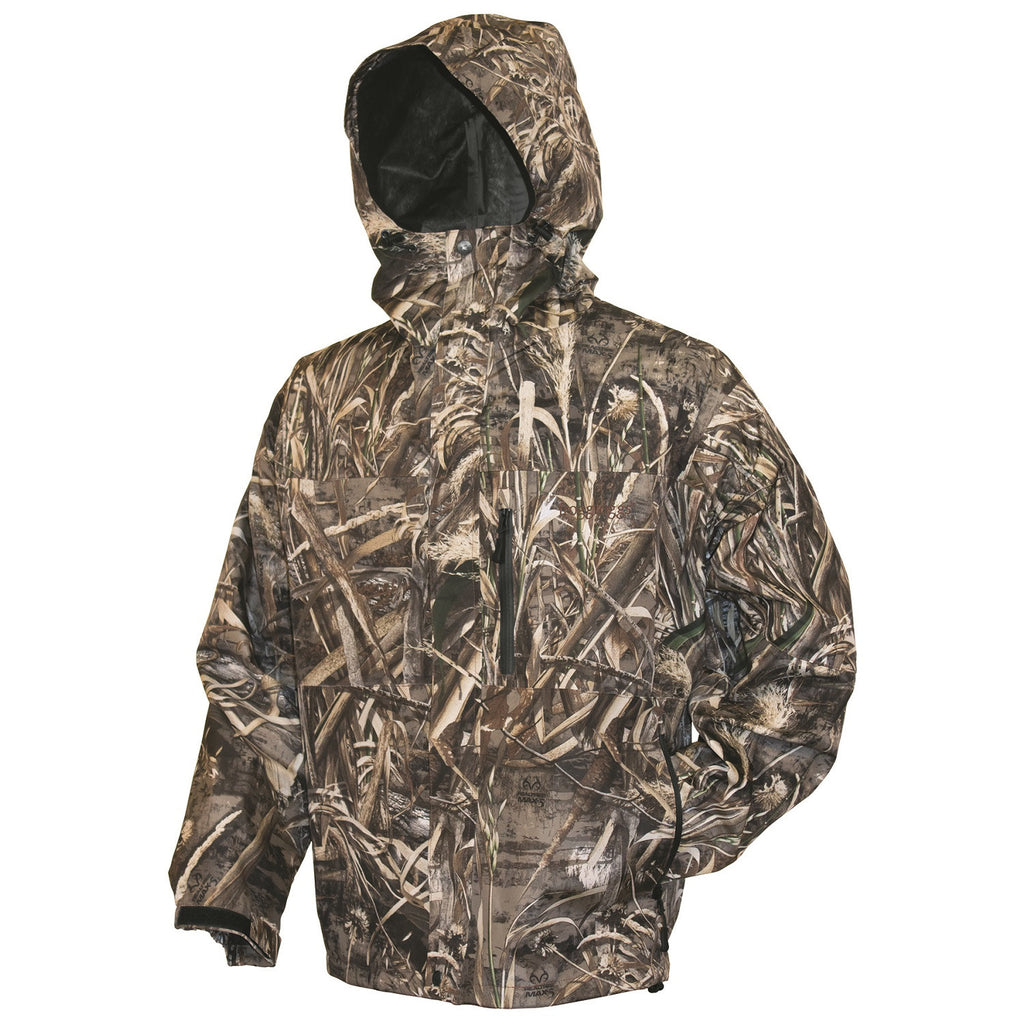 Frogg Toggs ToadRage Camo Jacket Realtree Max 5 HD - XL