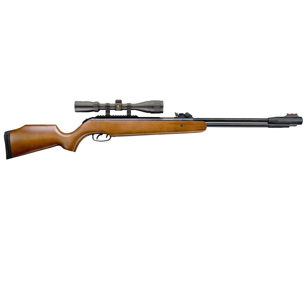 Browning Leverage .177 Air Gun Combo Pellet Rifle