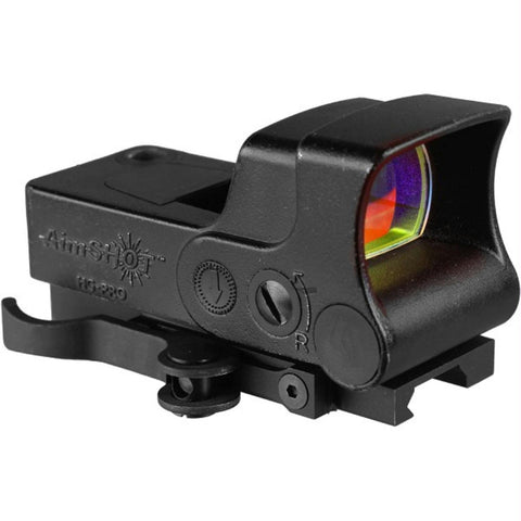 AimSHOT HG Pro-B-G Reflex Sight (Cross Hair) - Green