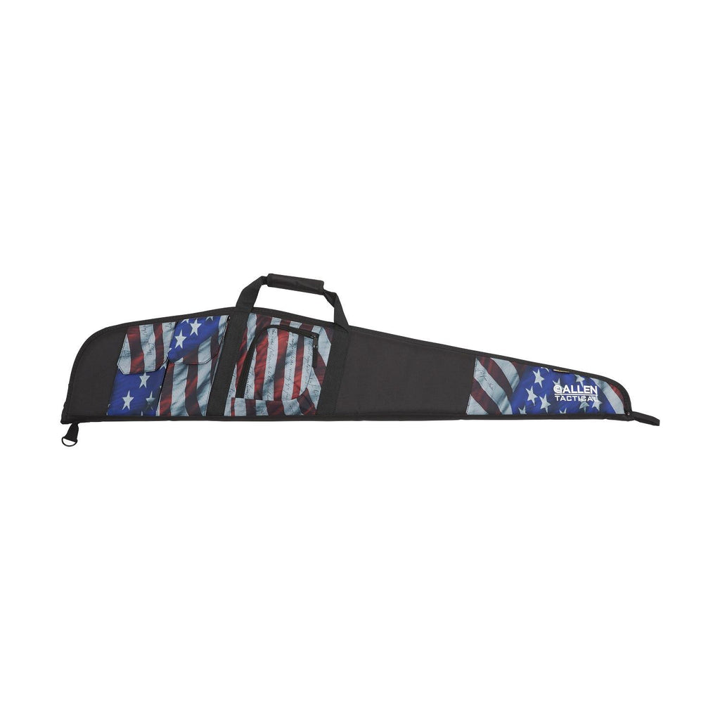 Allen 48in Victory Rifle Case-American Flag Design