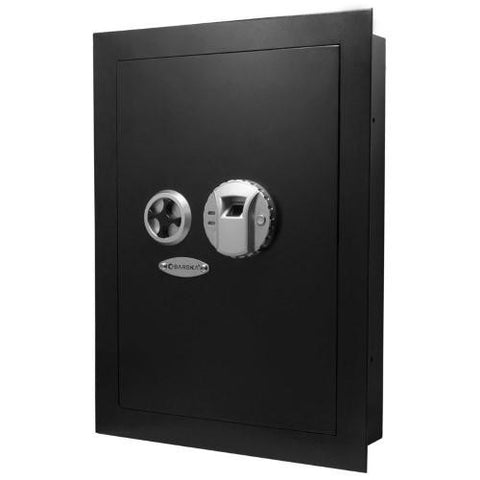 Barska Fingerprint Biometric Wall Safe