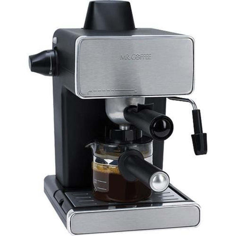 Mr. Coffee Steam Espresso and Cappuccino Maker