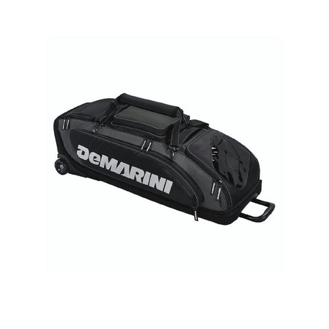 DeMarini Special Ops Wheeled Bag Black
