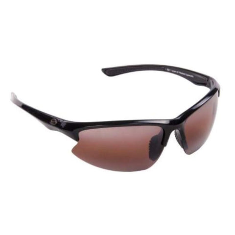 Strike King S11 Optics Polarized SG Shiny Black DAB-Amber