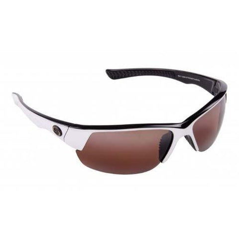 Strike King S11 Optics Polarized SG Whte-Blk 2 tne DAB-Amber