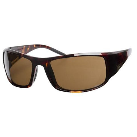 Bolle King Sunglasses Tortoise-Plzd A-14 10999