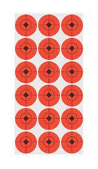 BW Casey Target Spots 1 inch 10 Sheet Pack 360 Targets