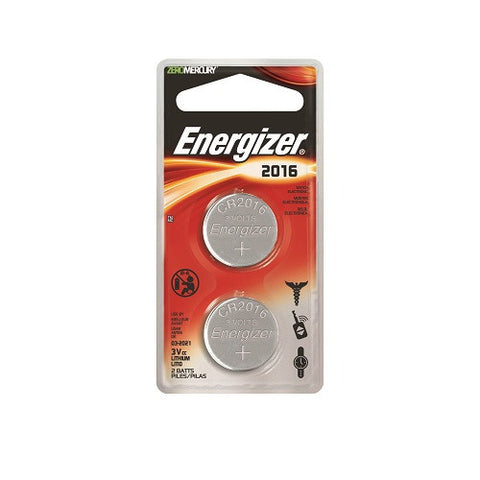 2016BP-2N Energizer Coin Lithium 2016 Battery
