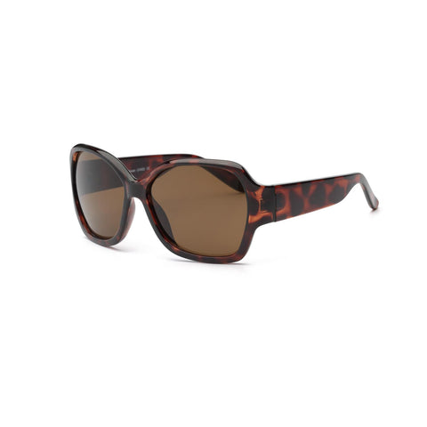 Real Kids Tortoise Fashion Polycarbonate Brown Lens 10+