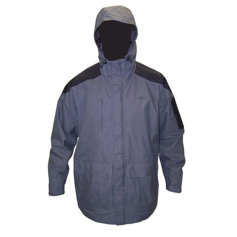 Coleman Apparel Chilko River Men's Parka Grey 2XL
