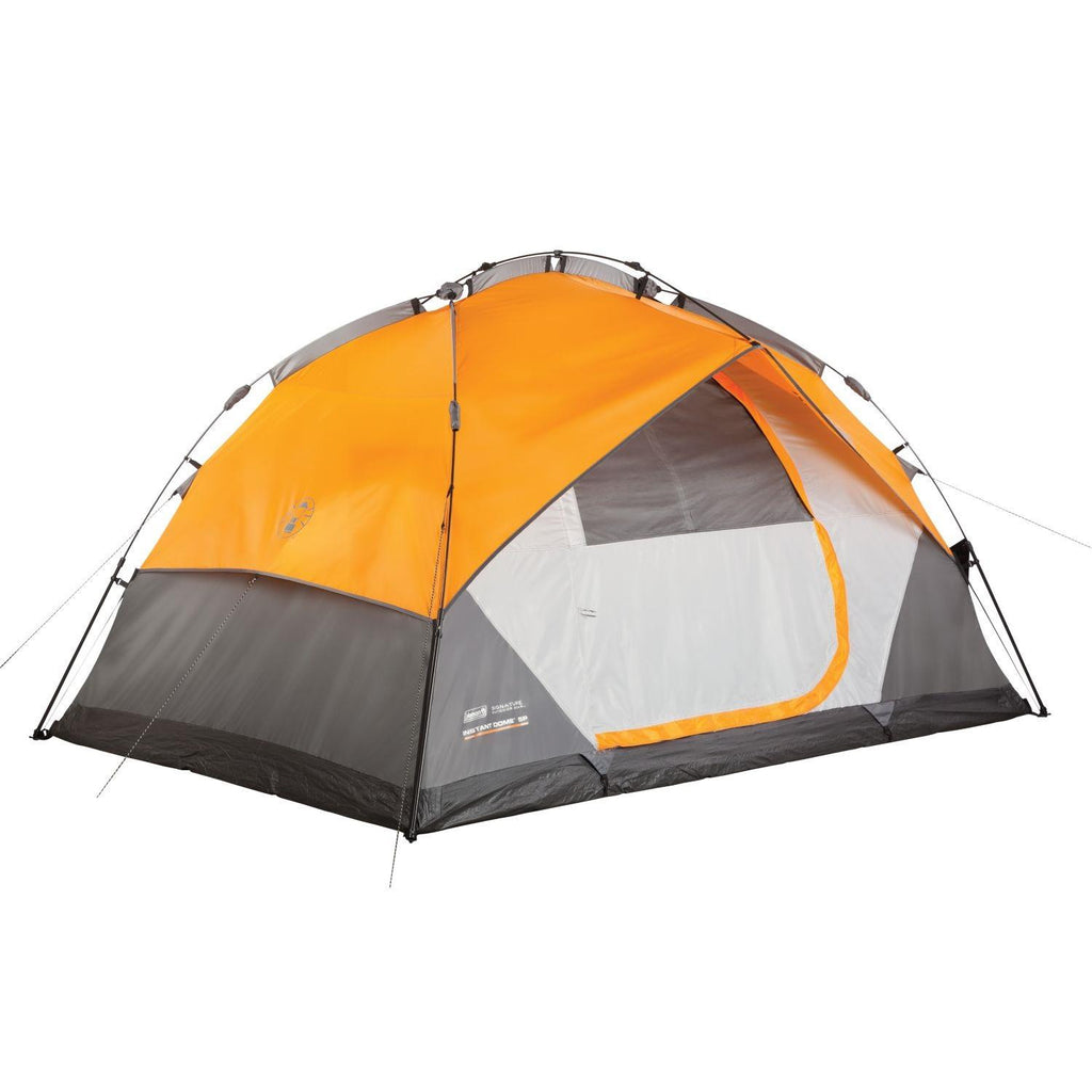 fColeman Instant Dome 5 Person Signature Tent