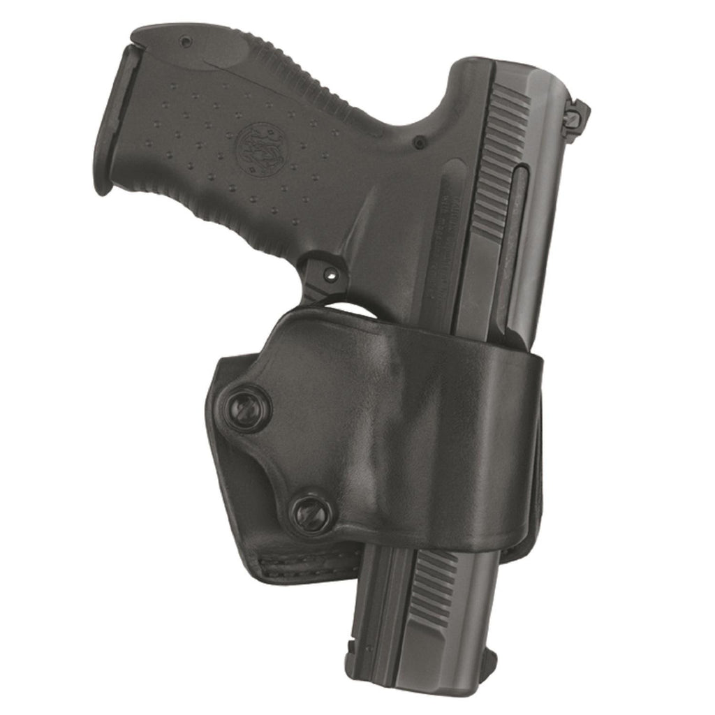 G&G Black Yaqui Slide Holster for Glock Left Hand
