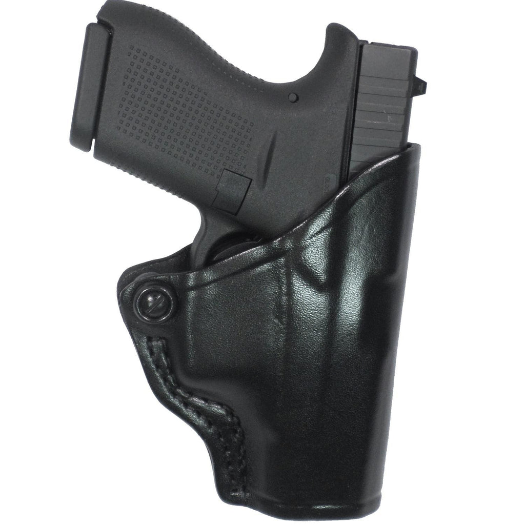 G&G Black Tension Belt Slide Holster Fits Remington R51 RH
