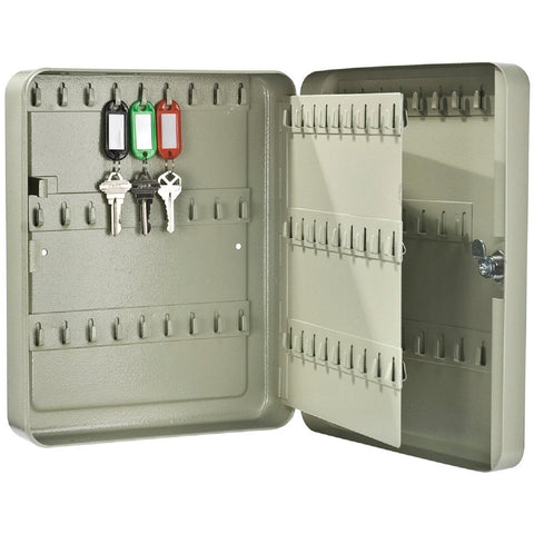 Barska 105 Position Keys Safe Lock Box - Gray
